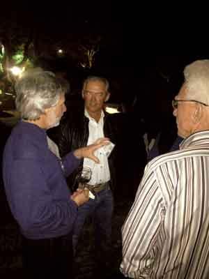 David Hubbard, Will Simpson and John Charlebois.